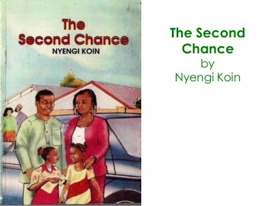 the second chance cover