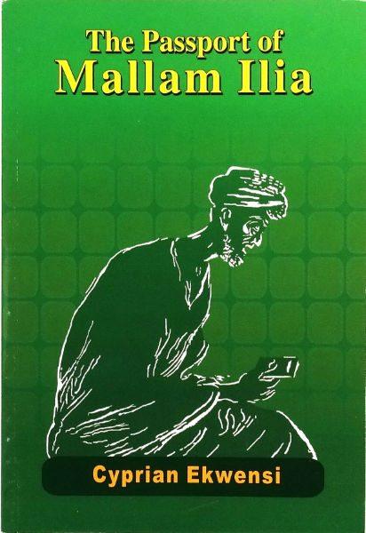 The Passport of Mallam Ilia Cover