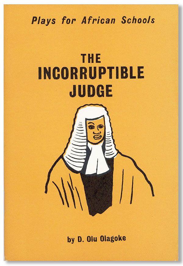 Incorruptible Judge Cover