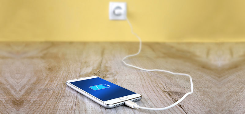 Your phone is fully charged at 100%, do you: