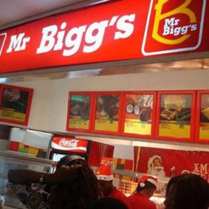 Mr Bigg\'s.