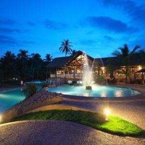 Labadi beach resort, Ghana