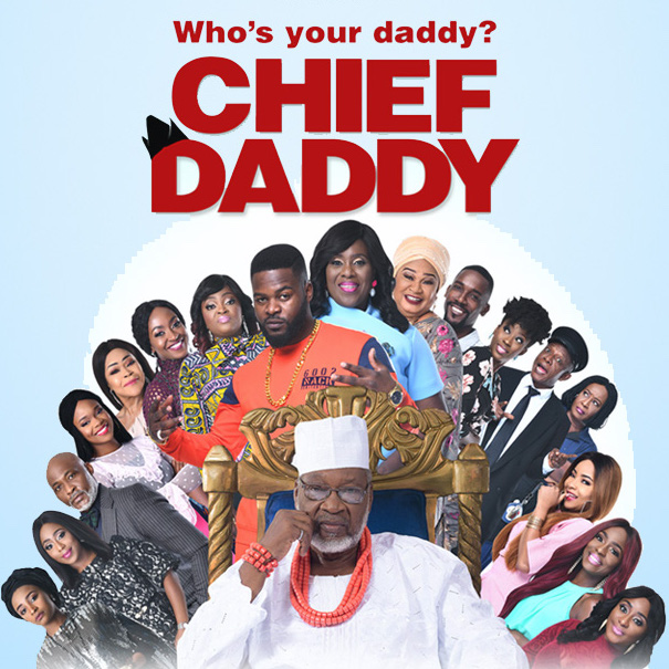 Who directed the 2018 hit, 'Chief Daddy'?