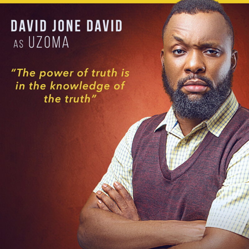 What was the cult's reason for not killing Uzoma, the journalist and blogger, who eventually exposes them?