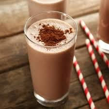 Chocolate Drink and Milk