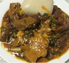 Fufu and Ogbono