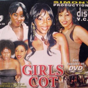 Girls Cot
