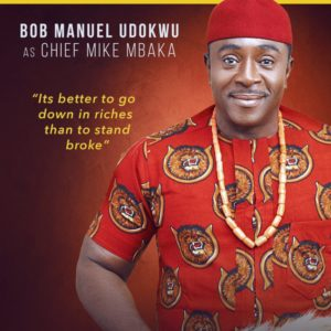 Chief Mike Mbaka