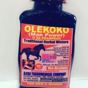 Olekeko (Man Power)