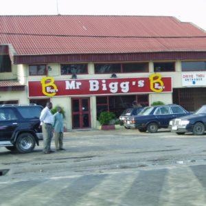Mr Bigg\'s