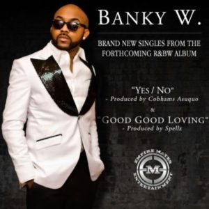 Banky W\'s 'Yes or No'