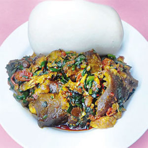 Semo and Efo-riro