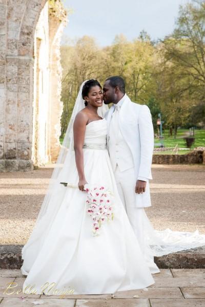 Nollywood actress Stephanie Okereke and husband Linus Idahosa