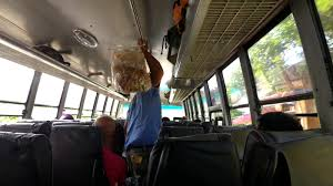 Image result for sellers inside the bus
