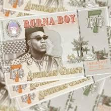 Burna Boy\'s \'Africa Giant\'