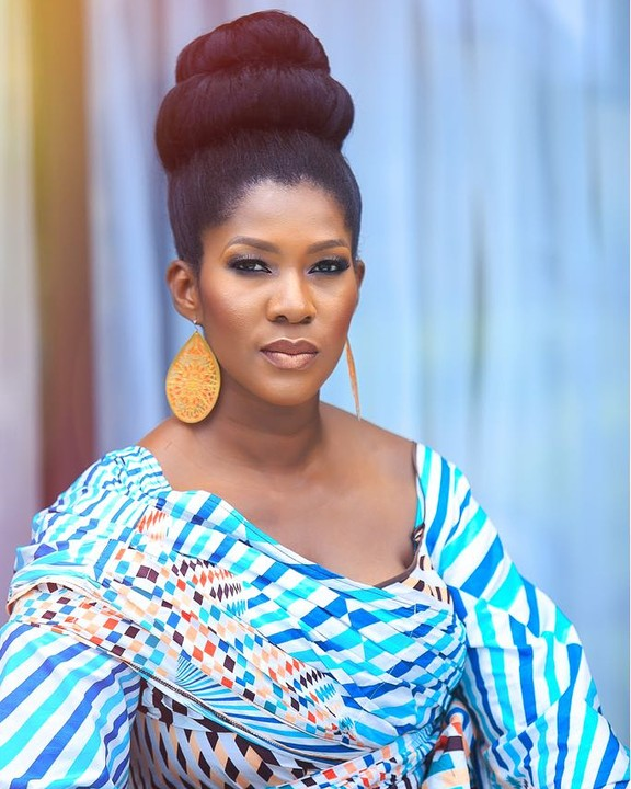 Nollywood actress Stephanie Linus Okereke