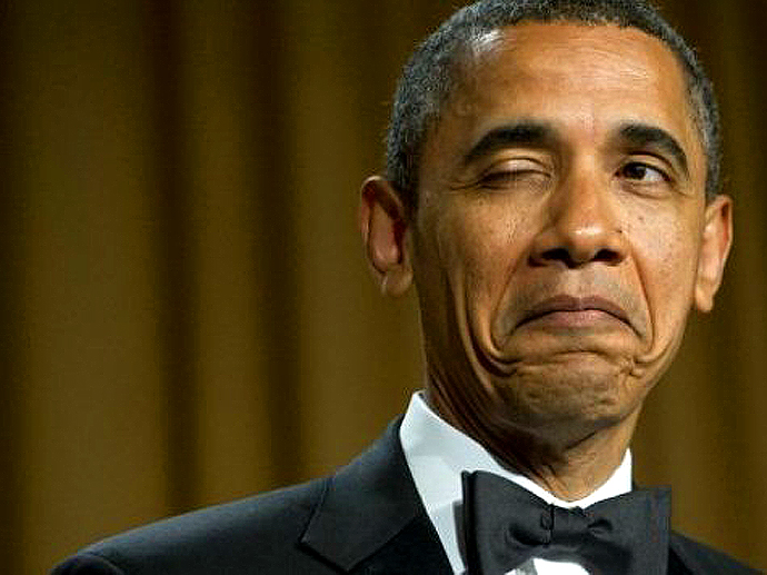 Obama winking Zikoko Job