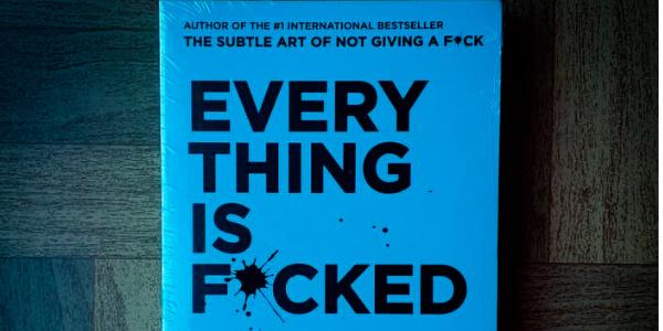 Mark Manson book, Zikoko Okada ban