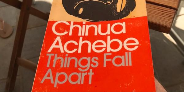 Chinua Achebe Zikoko Okada ban