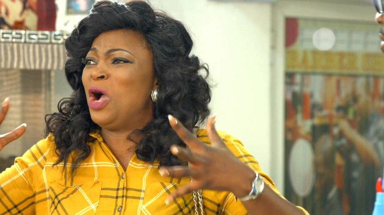 Funke Akindele Nigerian actress used in Lagosian post