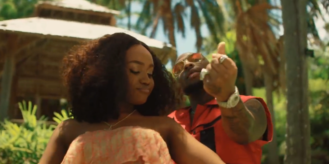 Pick a love song by Davido: