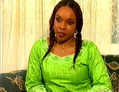 Nigerian actress Liz Benson disdainful look about last born comment