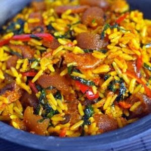 Native Jollof