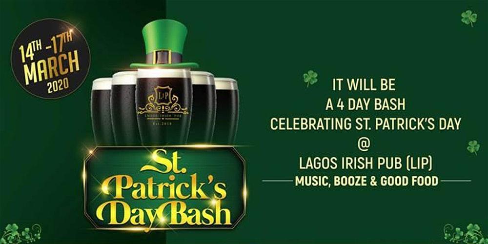 Lagos Irish Pub St.Patrick's Day