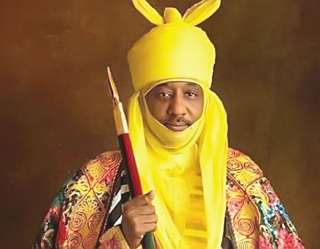 Emir Sanusi dethroned