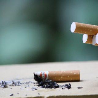 Zikoko avoid smoking while you self isolate