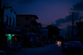 Image result for darkness in nigeria