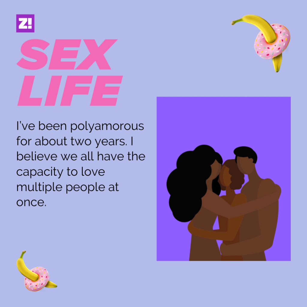 Polyamory sex party men admittance