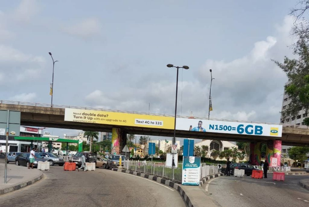 Lagos Without People