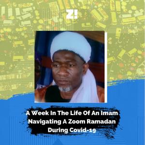 Zoom Ramadan Covid-19
