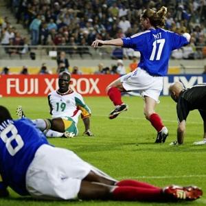 Senegal Vs France Worldcup upset.