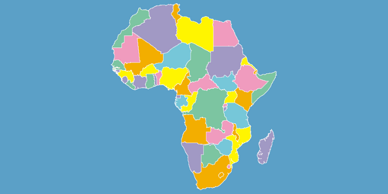 Which African country first gained independence?