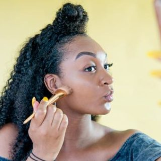 zikoko- makeup tutorial