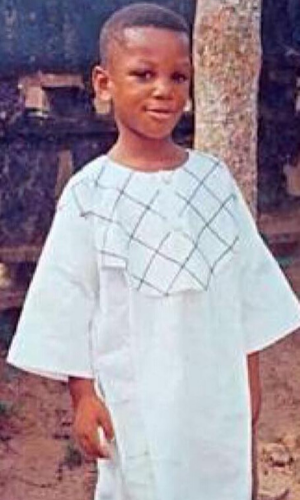 Which Nigerian celebrity is this?