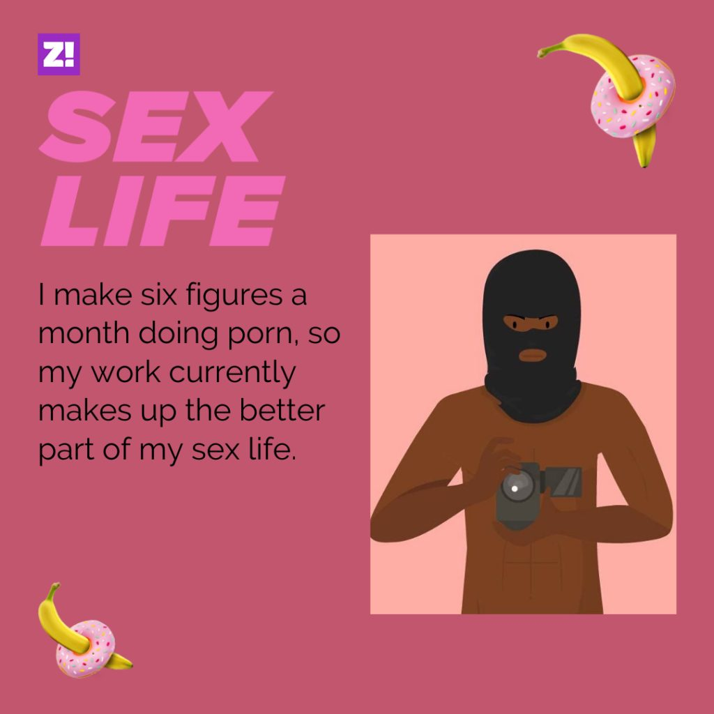 My Uncle Found This Guy On The Road Gay Porn sex life: my life as a gay porn star in nigeria   zikoko!