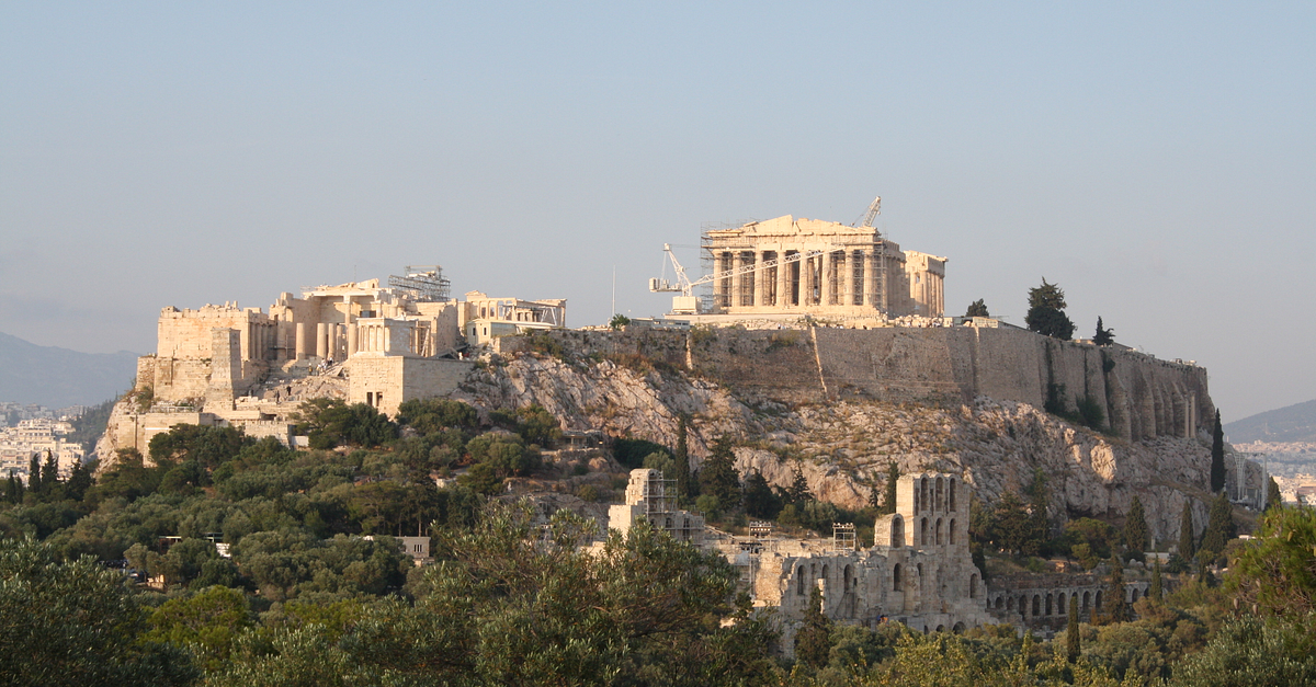 Where is the Acropolis?