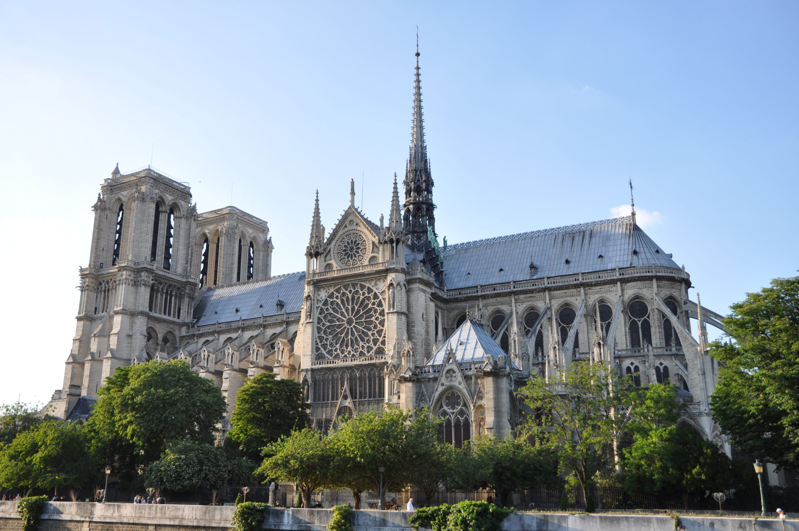 Where is Notre Dame Cathedral?