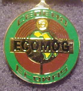 What does the acronym 'ECOMOG' mean?