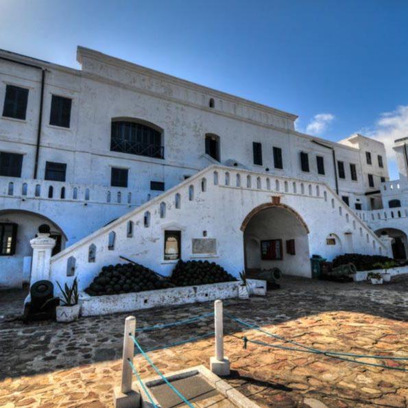 Where is Elmina Castle?