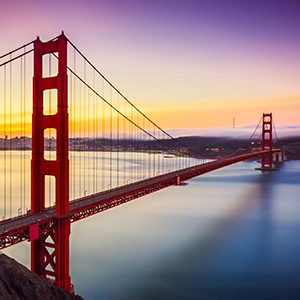 Where is the Golden Gate Bridge?