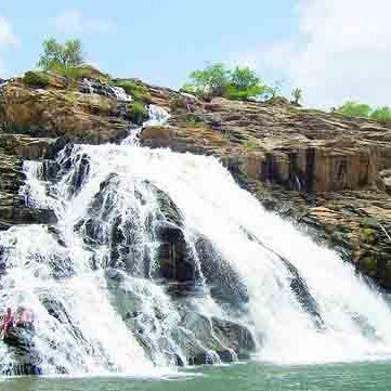 Where is Gurara Waterfalls?