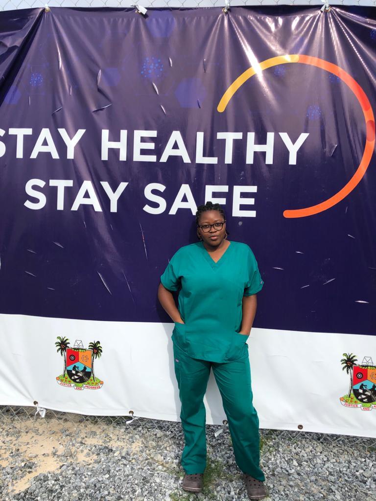 Muslim health workers