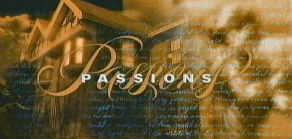 Which of these stations cancelled 'Passions'?