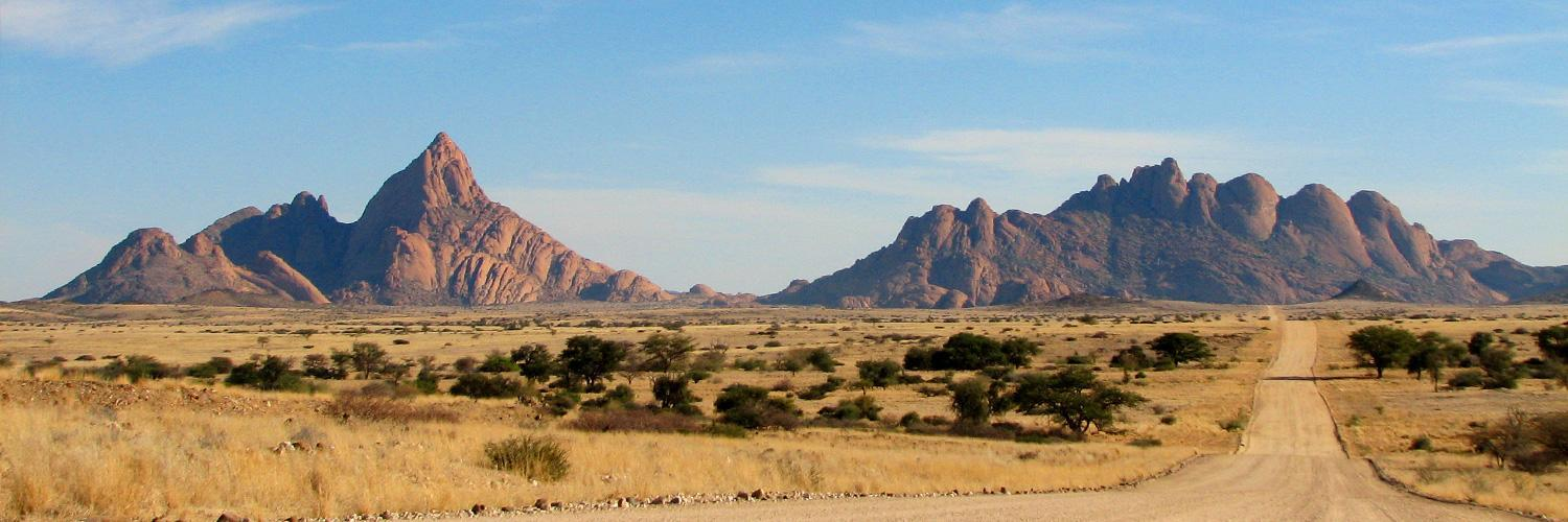 Where is Spitzkoppe?