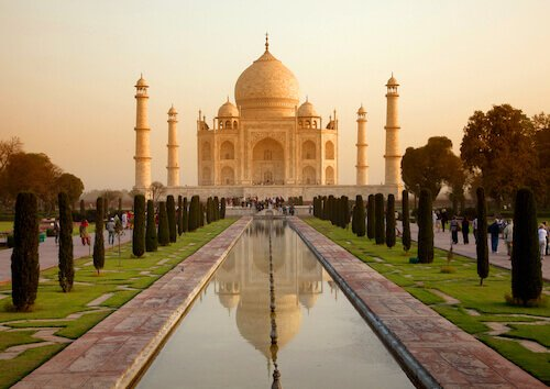 Where is Taj Mahal?