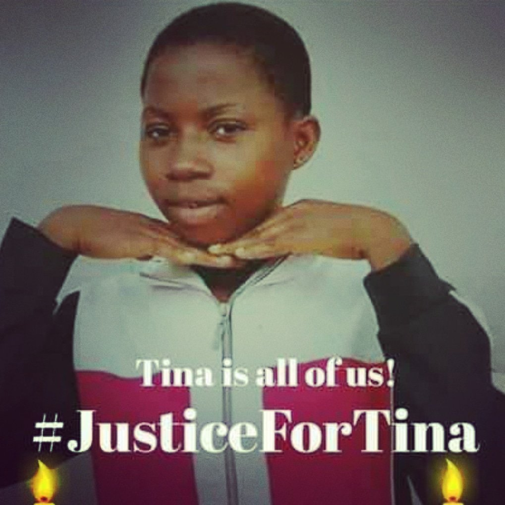 Justice for Uwa and Tina